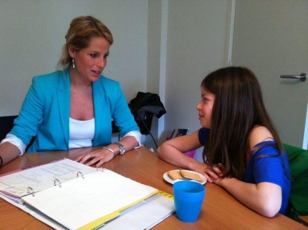 Buroleerlingenhulp u op het gebied van dyslexie dyscalculie