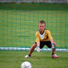 talent voetbal kind